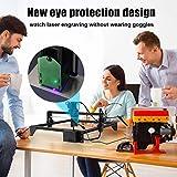 DDCHH Engraving Machine, Eye Protection Laser
