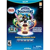 Kids Fun with Skylanders Imaginators Portal Owners Pack for the Wii U w/ BONUS Master Ambush
