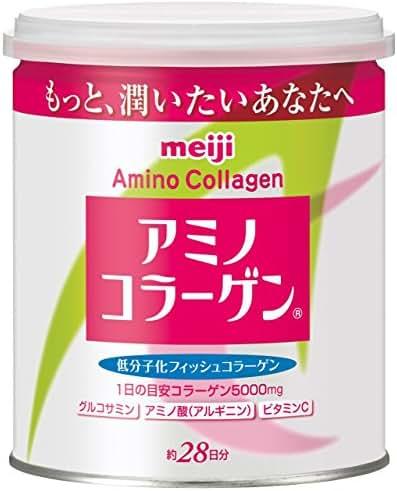 Meiji Amino Collagen 1 Tin