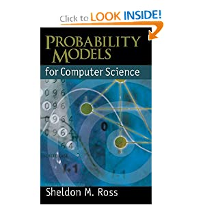 Probability Models for Computer Science