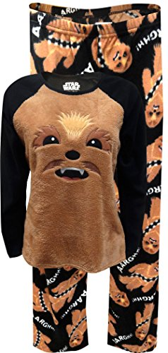Star Wars Chewbacca 2 Pc Fleece Pajama Set