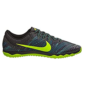 Nike Zoom Rival XC Cross Country Distance Spikes Shoes Mens Size 13 (Rio Teal/Volt/Black/Hyper Jade)