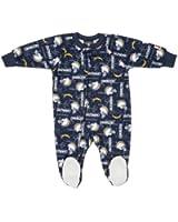Amazon.com: NFL New Orleans Saints Boy's Blanket Sleepers, 2T ...