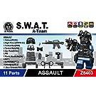 LEGOカスタムパーツ アーミー 装備品 武器 Black ASSAULTER Set(フィグ無し) 【並行輸入品】