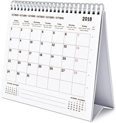 Grupo Erik Editores Calendario Sobremesa Deluxe 2018 Pusheen The Cat: Amazon.es: Oficina y papelería