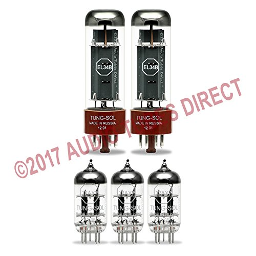 Tung-Sol Tube Upgrade Kit For Orange OR50 Amps EL34B 12AX7