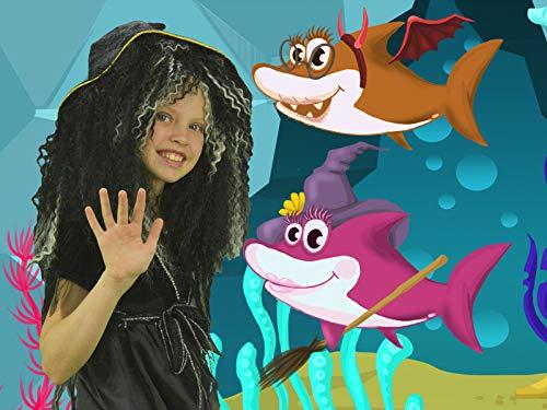 Halloween Nursery Rhyme Baby Shark