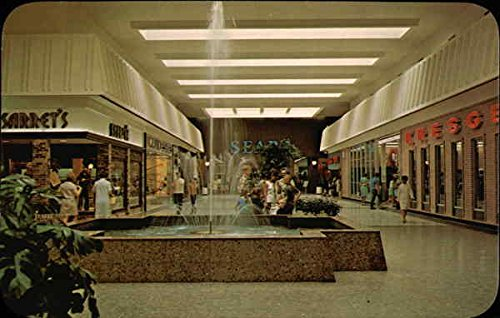 Woodland Mall Grand Rapids, Michigan Original Vintage - Rapids Malls Grand