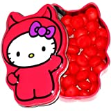 Hello Kitty Candy Tin Lil Devil Cinnamon Hots