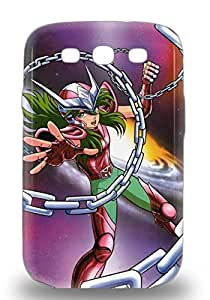 Galaxy Skin 3D PC Case Cover For Galaxy S3 Popular Japanese Andromeda Saint Seiya Shun Phone 3D PC Case ( Custom Picture iPhone 6, iPhone 6 PLUS, iPhone 5, iPhone 5S, iPhone 5C, iPhone 4, iPhone 4S,Galaxy S6,Galaxy S5,Galaxy S4,Galaxy S3,Note 3,iPad Mini-Mini 2,iPad Air )