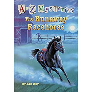 A to Z Mysteries: The Runaway Racehorse Audiobook