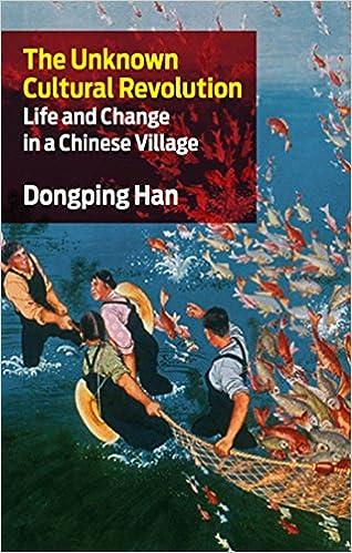Téléchargez le livre sur ipod touch The Unknown Cultural Revolution: Life and Change in a Chinese Village en français PDF PDB