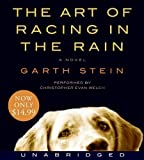 The Art of Racing in the Rain Low Price CD Unabridged edition by Stein, Garth published by HarperAudio Audio CD