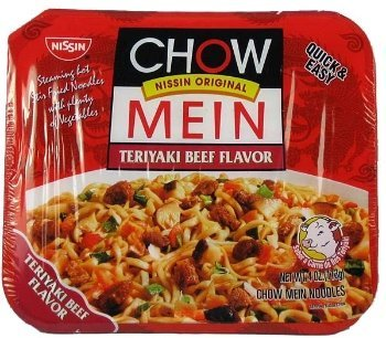 Nissin Original Chow Mein Teriyaki Beef Buy Online In China At Desertcart