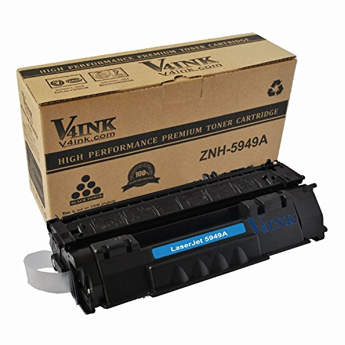 V4INK Replacement Cartridge LaserJet P2015dn product image
