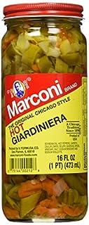 Marconi Hot Giardiniera, 16 Ounce (B015SGESVC) | Amazon price tracker / tracking, Amazon price history charts, Amazon price watches, Amazon price drop alerts