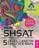 SHSAT Prep by ArgoPrep: NEW SHSAT + 5 Full-Length Practice Tests + Online