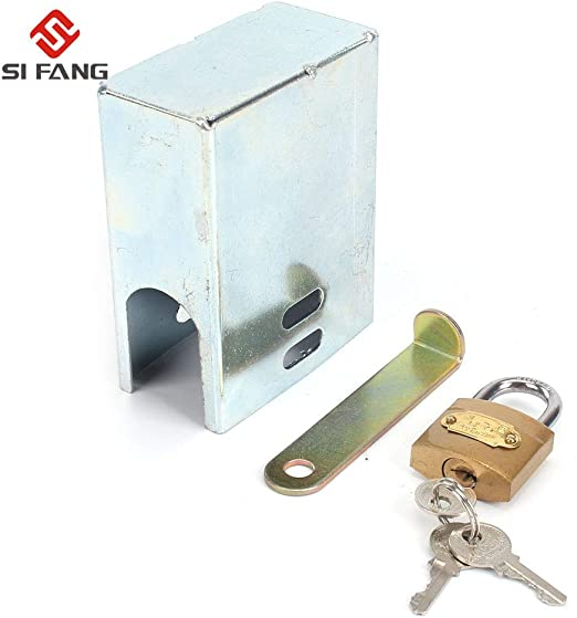 Lock Tap Protective Cover Faucet Tap Lockable Protective Outdoors Garden Lock