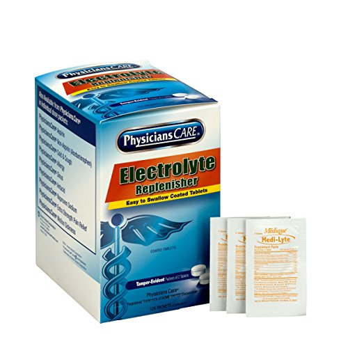 PhysiciansCare ACM 90032 Electrolyte Tablet, 2 Tablet per Pack (Pack of ()