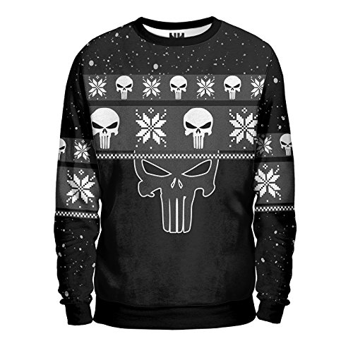 Noorhero - Sweatshirt Herren - The Punisher Christmas