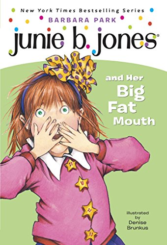 unie B. Jones and Her Big Fat Mouth ()