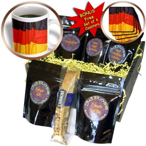 Flags - German Flag - Coffee Gift Baskets - Coffee Gift Basket (cgb_3302_1)