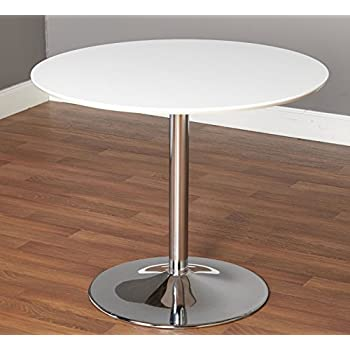 table for small kitchen area amazoncom this minimalist dining table has a compact modern