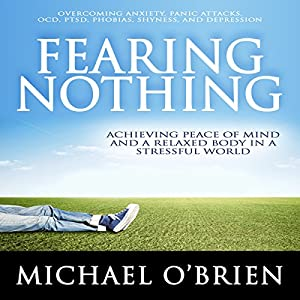 Fearing Nothing Audiobook