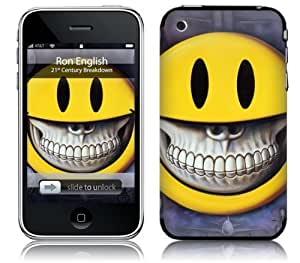MusicSkins, MS-RONE10001, Ron English - 21st Century Breakdown, iPhone 2G/3G/3GS, Skin