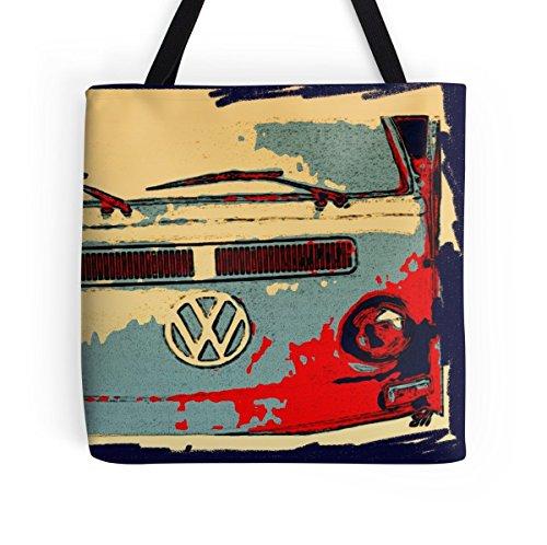 Pop Tout Sac de Beetleink Camper fourre VW Art Luxe qxvxTHB6