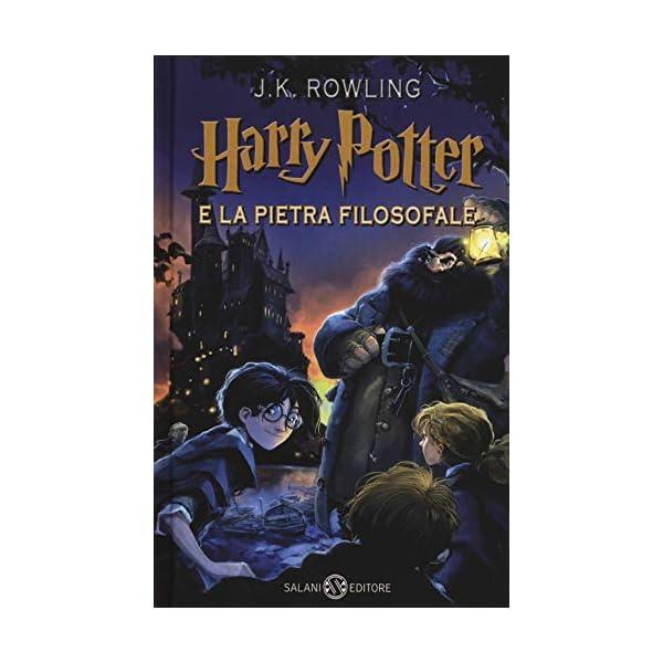Harry Potter e la pietra filosofale Tascabile (Vol. 1)