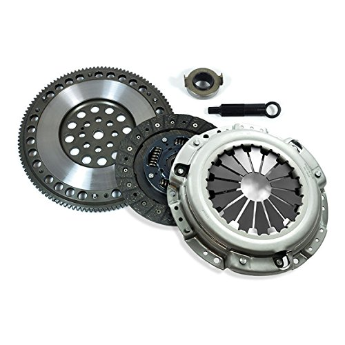 EFT OEM CLUTCH KIT+CHROMOLY FLYWHEEL for ACURA CL HONDA ACCORD PRELUDE 2.2L 2.3L ()