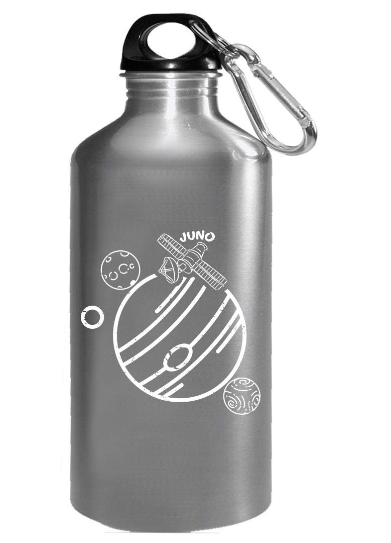 Funny Solar System - Planets Axis Universe - Water Bottle