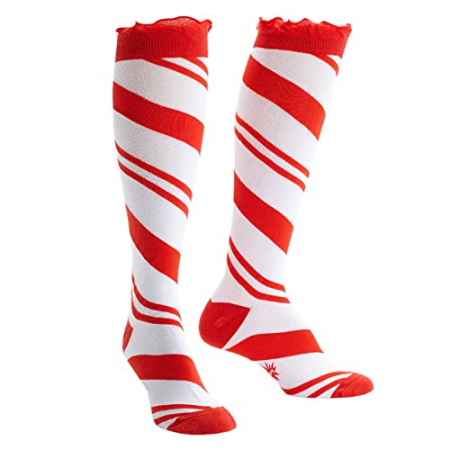 Candy Cane Knee High - 3