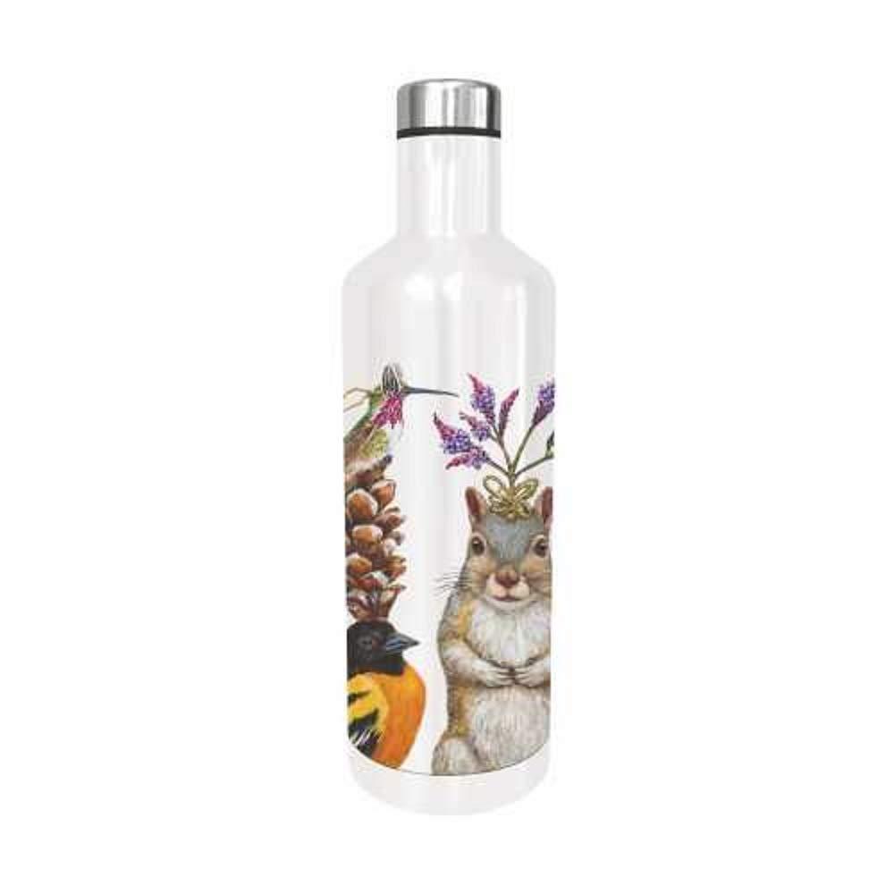 Desconocido Vicki Sawyer 16.5 oz Botella de Agua aislada pájaros ...