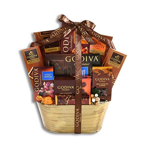 Godiva Signature Christmas Chocolate Gift Basket
