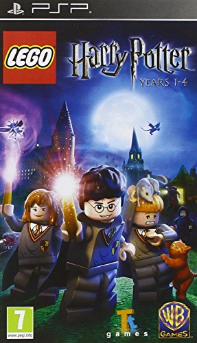 Lego Harry Potter: Years 1-4 (PSP) [UK IMPORT]