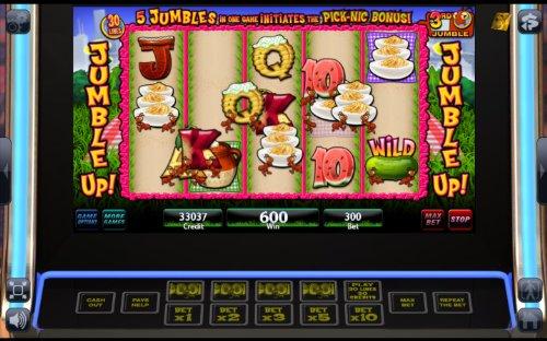boingy beans slot machine