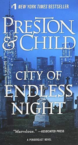 City of Endless Night (Agent Pendergast ()