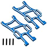 Hobbypark 108019 108819 Aluminum Front Lower Arms (L/R) Blue For RC 1/10 Redcat Volcano Epx (PRO) Exceed Infinitive Monster Truck 4WD 08005 Upgrade Parts