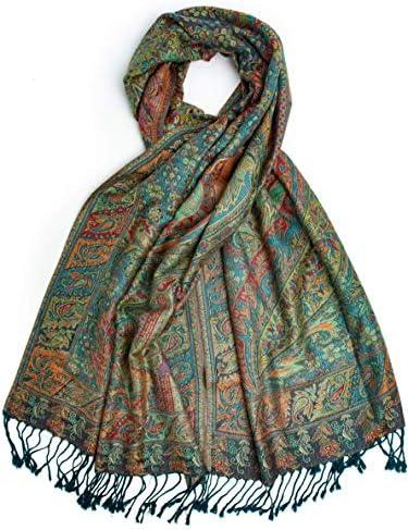 Bohomonde Pashmina Indian Paisley Traditional product image