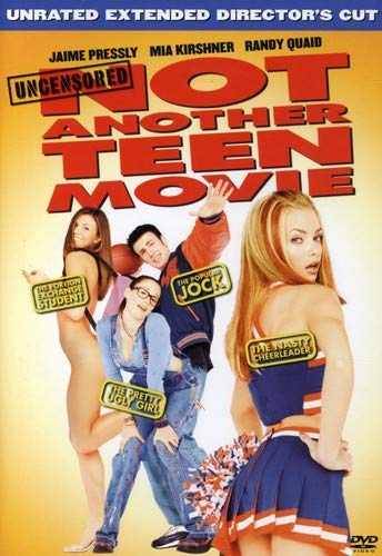 Not Another Teen Movie (Unrated Extended Director's Cut) from LEIGH,CHYLER