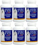Angels Eyes Natural Dog Tear Stain Remover, Chicken Flavor, 450 gram (6 x 75g)