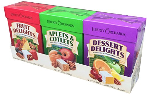 Liberty Orchards Confections Individually Delights product image