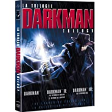 Darkman Trilogy (Darkman / Darkman II: The Return Of Durant / Darkman III: Die Darkman Die) (1990)