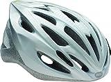 Bell Solar Bike Helmet – White/Silver Scoreboard Review