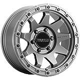 """Method MR317 18x9 6x5.5"""" +18mm Titanium Wheel Rim 18"""" Inch"""