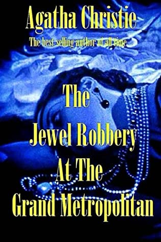 book cover of The Jewel Robbery at the Grand Metropolitan