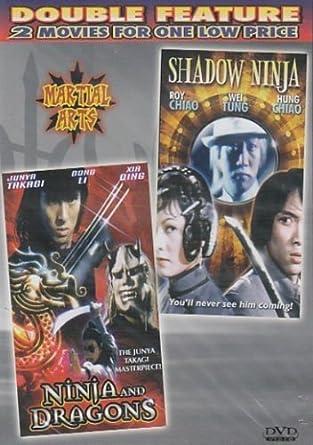 Ninja And Dragons / Shadow Ninja by Junya Takaki: Amazon.es ...