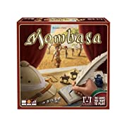 Amazon Lightning Deal 83% claimed: R&R Games Mombasa Strategy Board Game